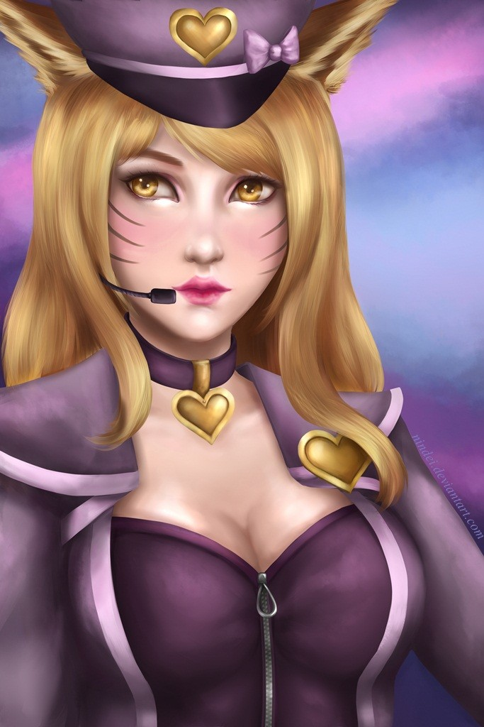 Popstar Ahri - League of Legends 2