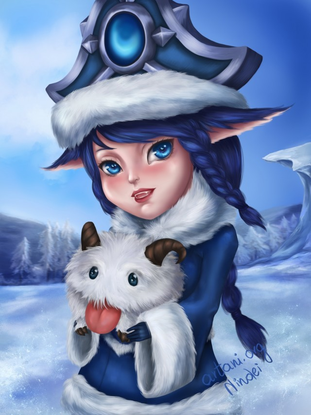 Winter Wonder Lulu by Nindei