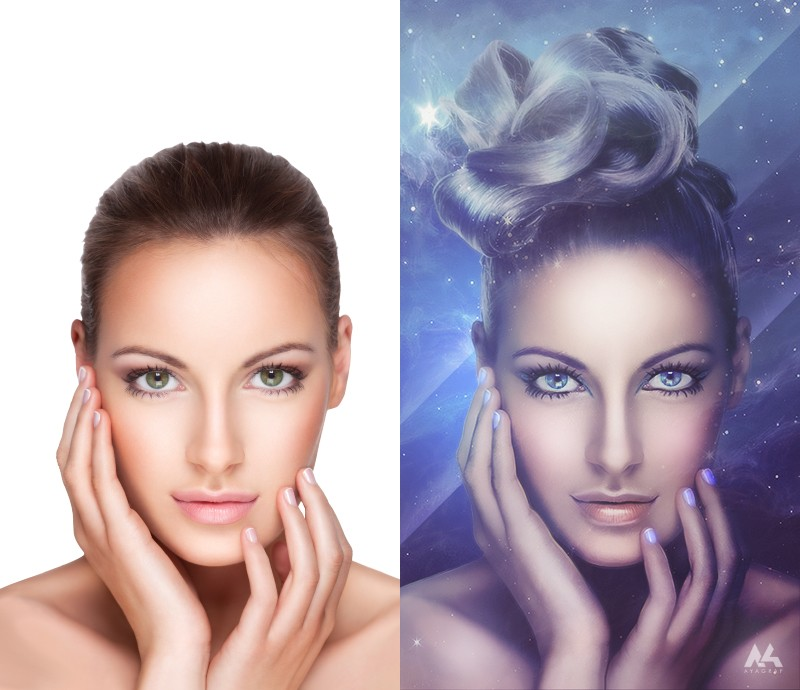 Before-After Fantasy