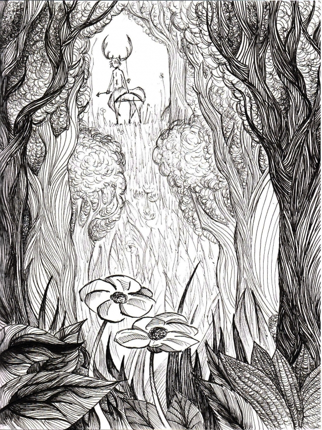 The Guardian Of Forest