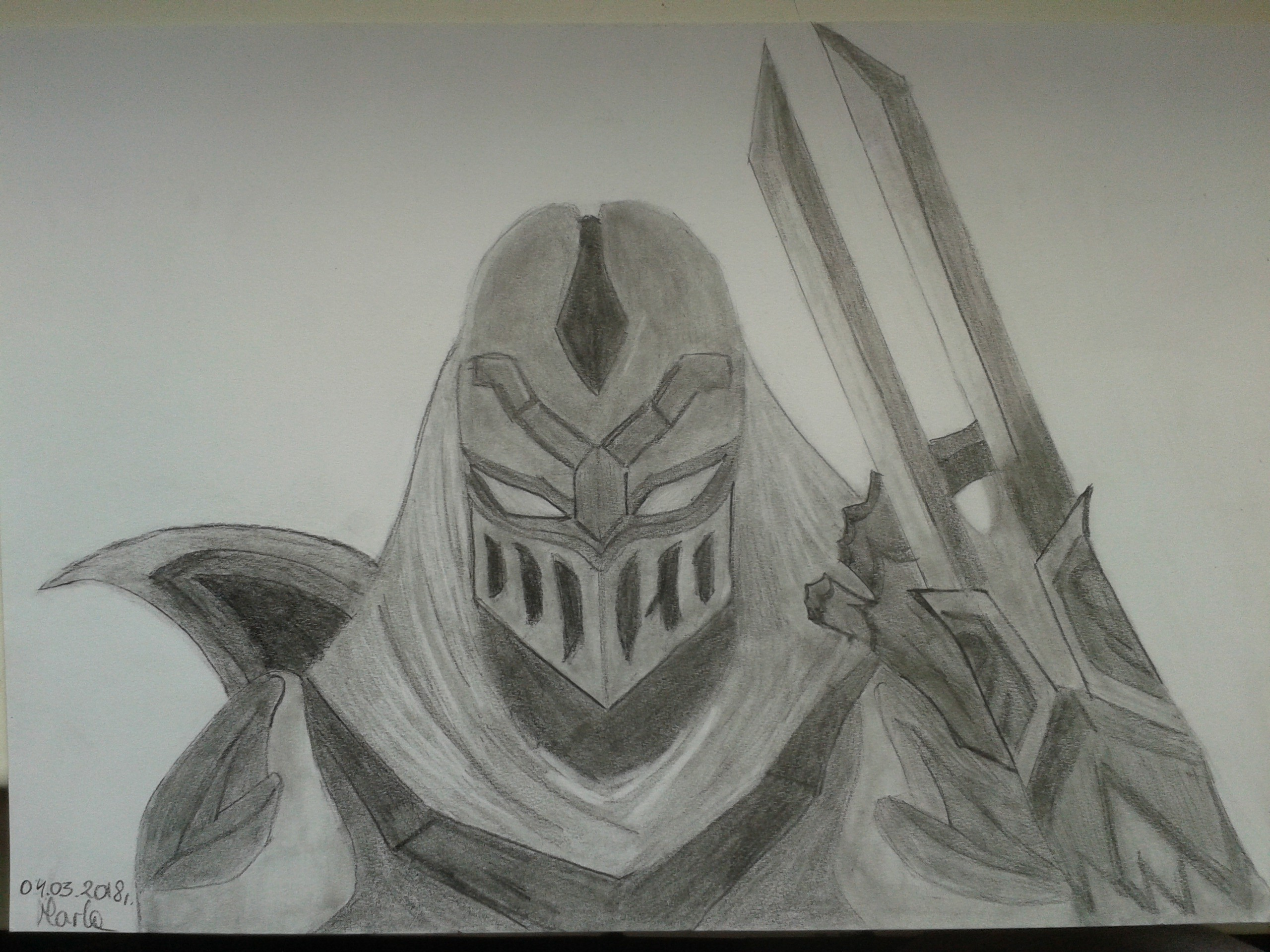 League of Legends - Zed