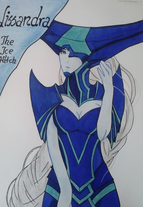 Lissandra ---- The Ice Witch