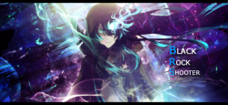 Black Rock Shooter by ArceusProject