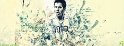 Messi by damson