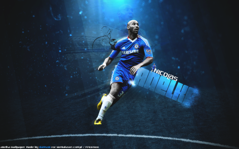 Anelka wallpaper by damson