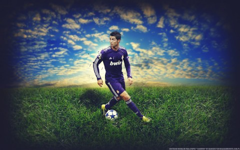 Ronaldo wallpaper2 by damson