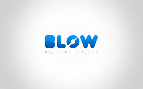 Blowmedia - Logo by Zielsko