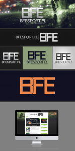 BFEsport - Logo by PatriX