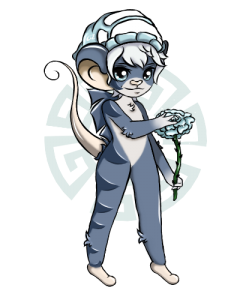 Chibi for Laven by Lizysss