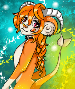 Halfbody for Elevey by Lizysss