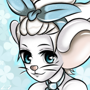 Headshot  for Maruii by Lizysss