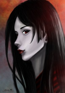 Marceline The Vampire Queen by Hiro