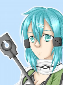 Sinon by Ioni