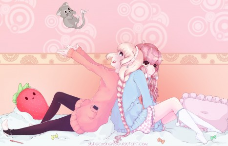 3xS - Sweet Sweeter Sweetest by ShineCzanek