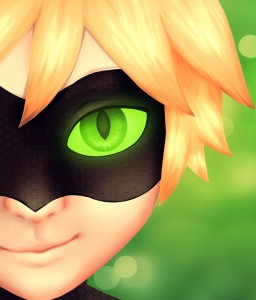 Chat Noir by Nichirin