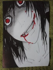 Jeff the Killer by Raven