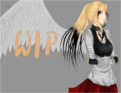 WIP - Jasmin by Sheeru