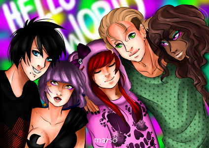 OC GROUP by Mars