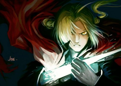 edward elric by testoviron