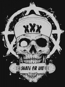 Skate or Die! by Cloud