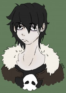 Nico di Angelo by Rejna