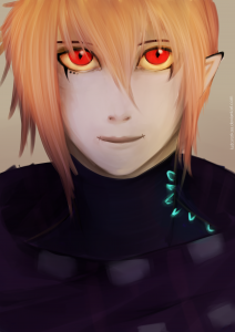 Keir by Misiuchaa