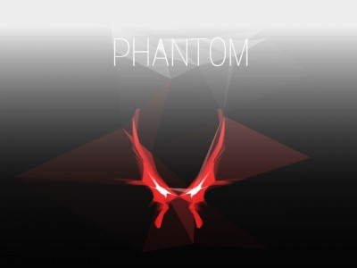 Phantom logo wings devil by Phantom