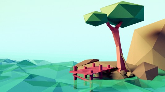 LowPoly 01 by Jussti