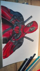Deadpool by Katy
