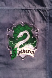 Slytherin 2 by Misia