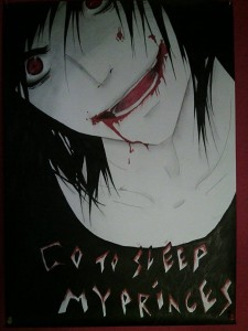 Jeff The Killer by Mana123