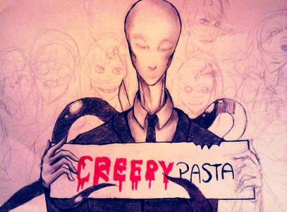 Creepypasta (WIP) by Mars