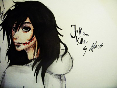 Jeff the killer by Mars