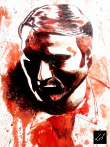 Hannibal Drawing Art (2014) by ZsArtworks