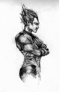 vegeta by cherry