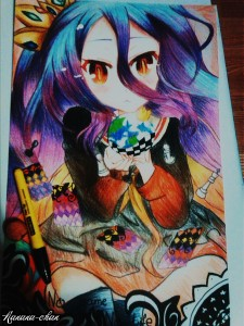 Shiro No Game No Life