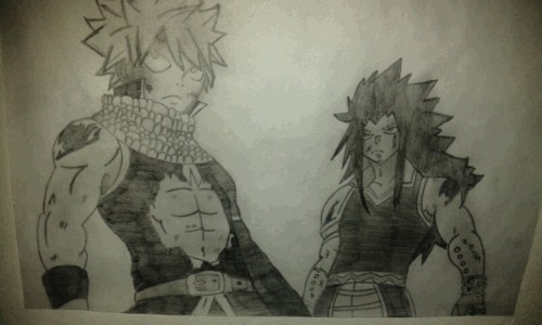 Fairy Tail by Akame