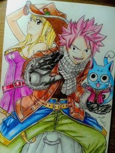 Fairy Tail by Madie