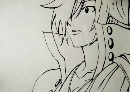 Zeref (wip) by Natoku
