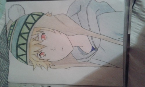 yukine z noragami ^^ by brightnight