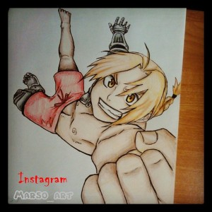 Edward Elric  *u* by Mars