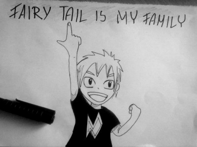 Fairy Tail by Olinek