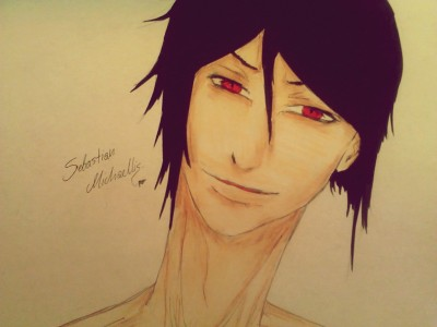 Sebastian Michaelis by Mars