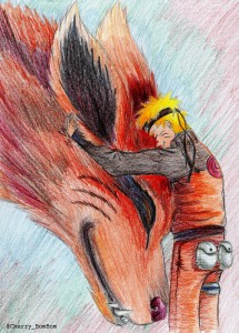 Naruto by cherry