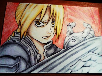 Edward Elric by Mars