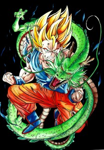 Dragon Ball by Madlen