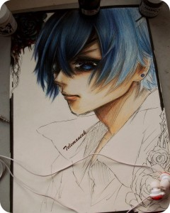 Ciel by mona13