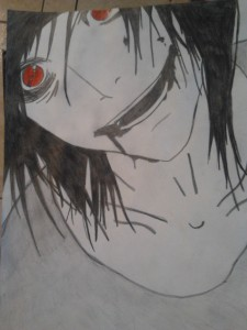 jeff the killer by Nilfhei