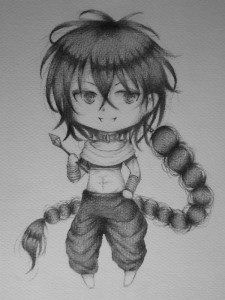 Chibi Judal by Ruki