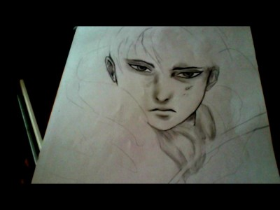 Levi (WIP) by Mars